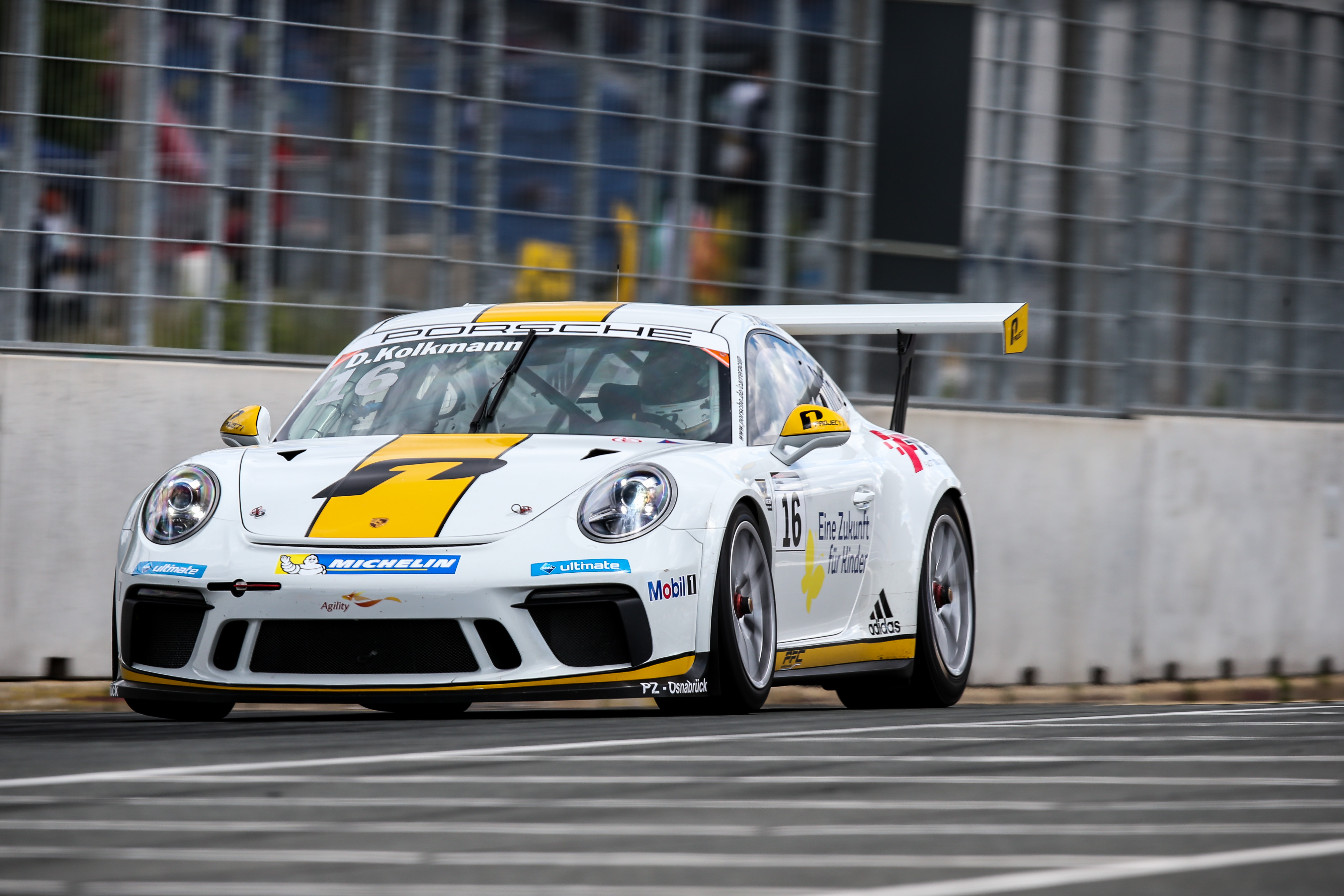 Porsche Carrera Cup, 7. + 8. Lauf 2017, Norisring - Foto: Gruppe C Photography