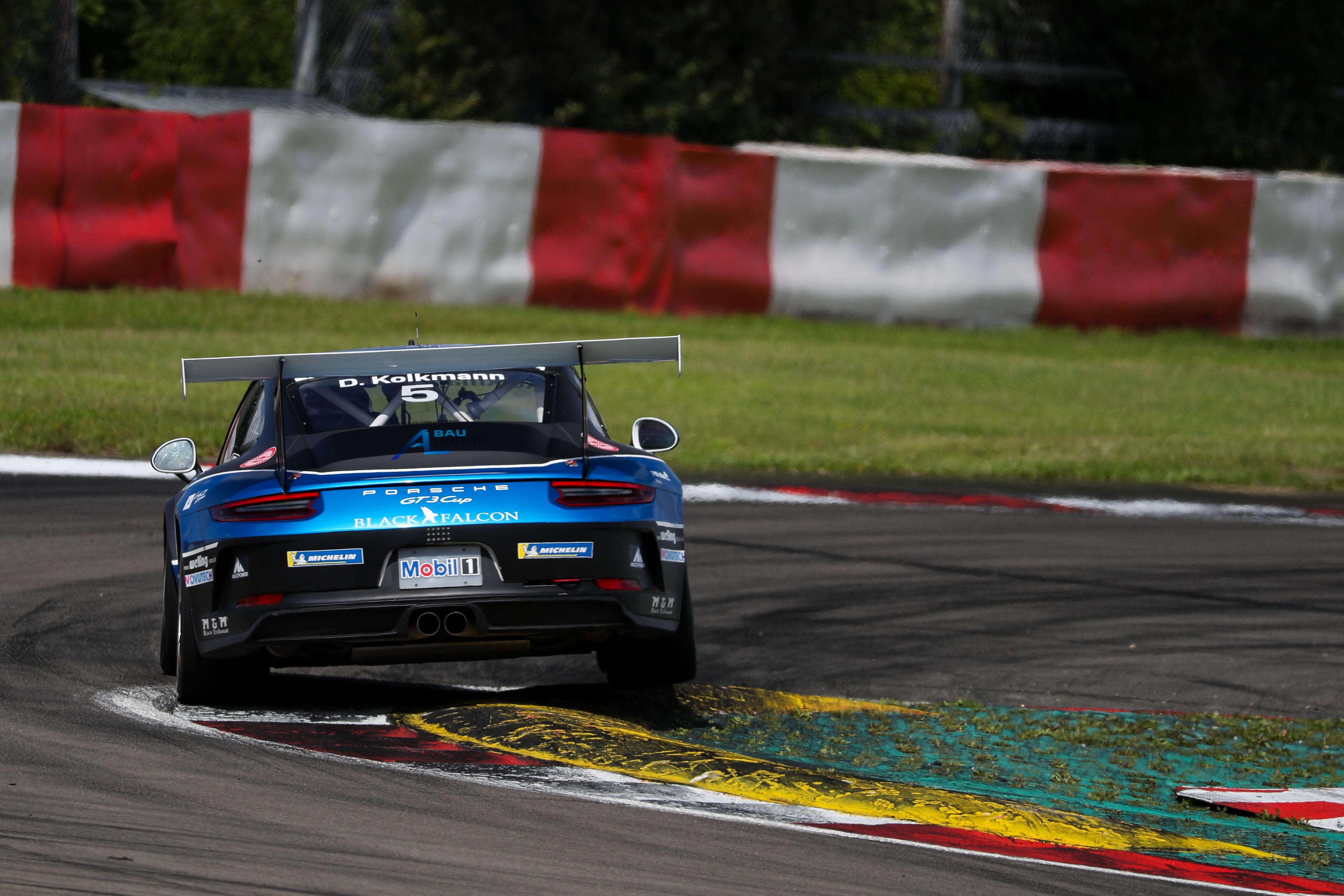 Porsche Carrera Cup Deutschland, 11. + 12. Lauf, Nürburgring 2019 - Foto: Gruppe C Photography; #5 Porsche 911 GT3 Cup, BLACK FALCON: David Kolkmann