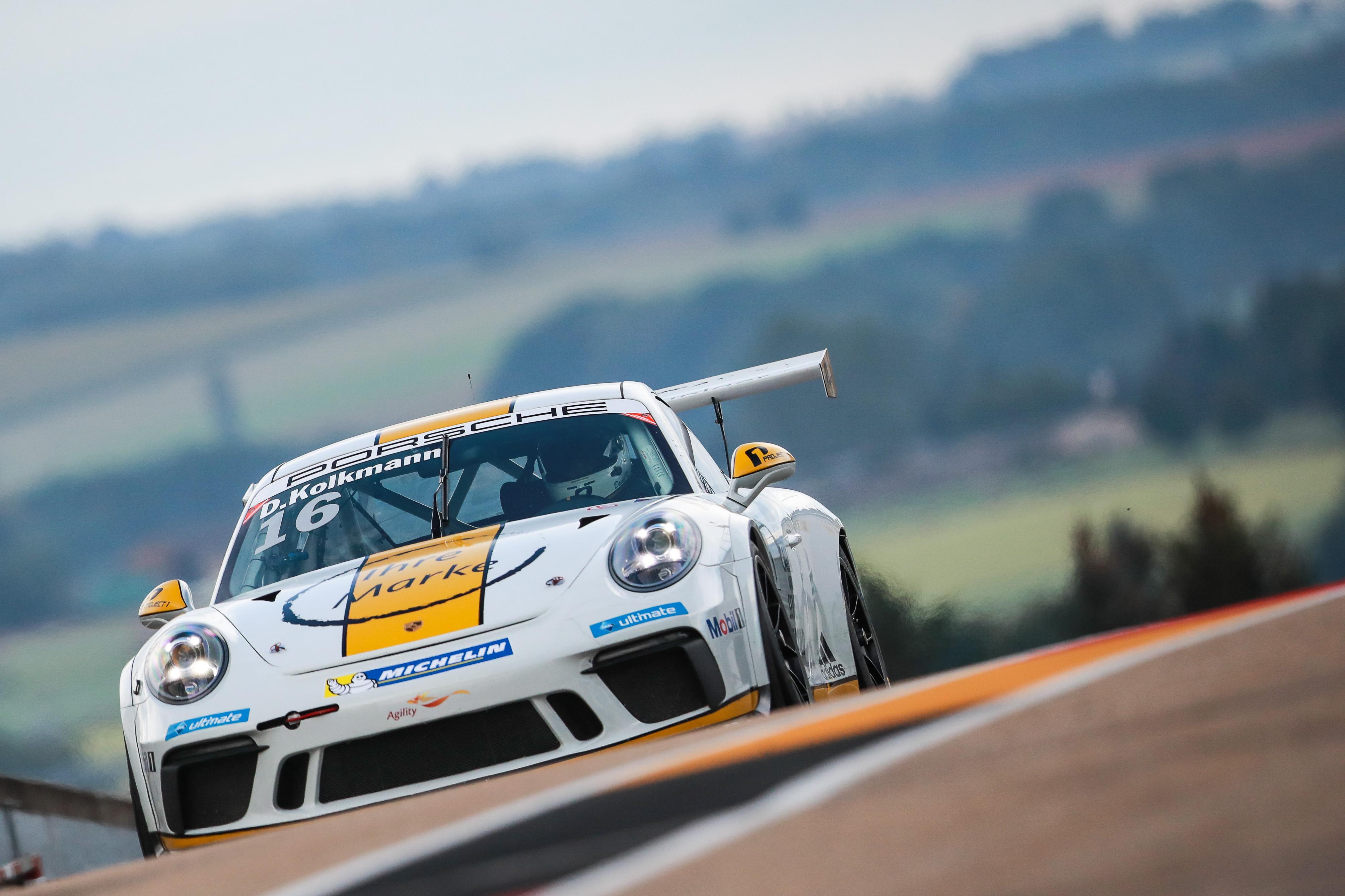 Porsche Carrera Cup, 11. + 12. Lauf 2017, Sachsenring - Foto: Gruppe C Photography