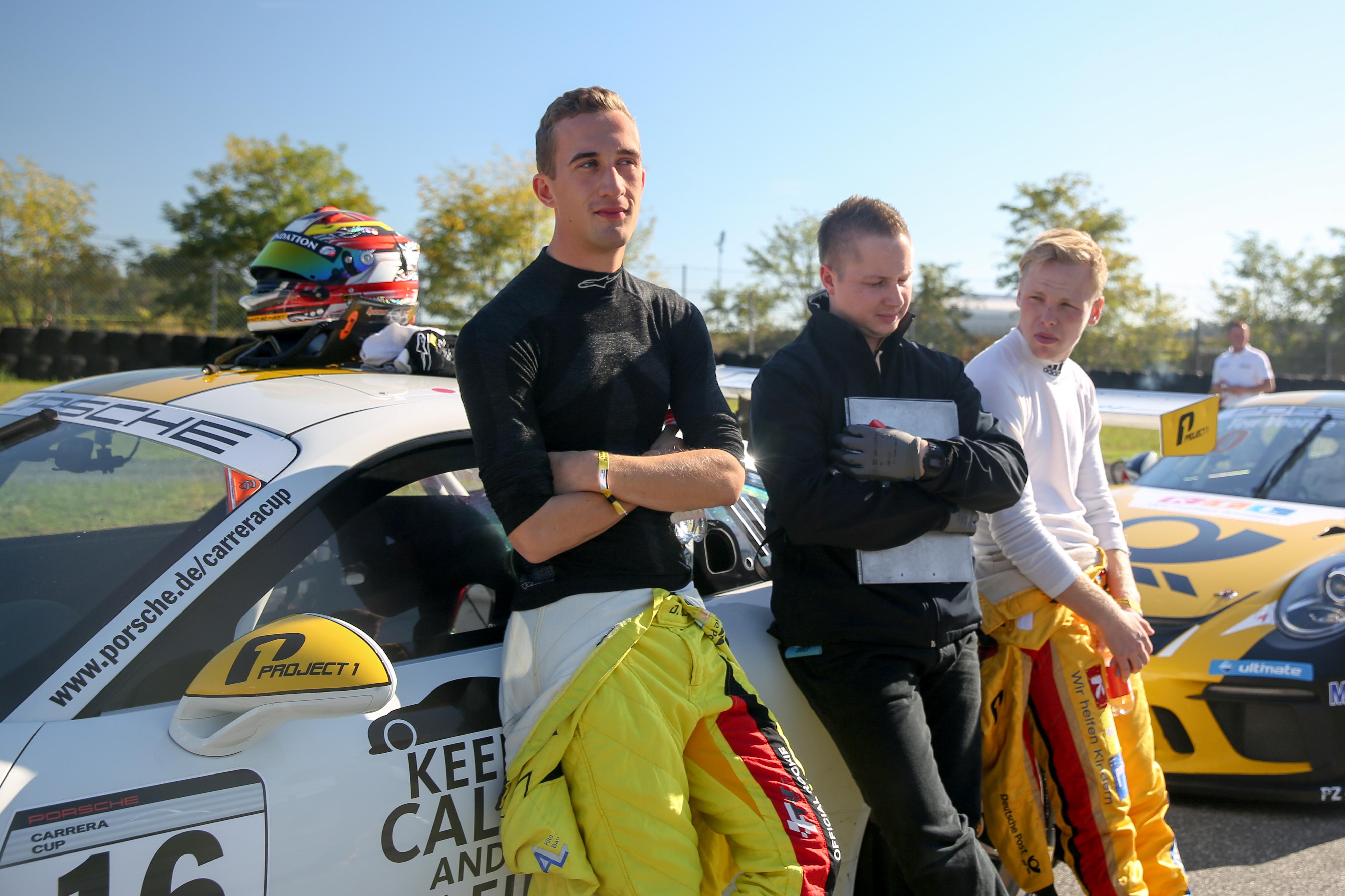 Porsche Carrera Cup,  13. + 14. Lauf 2017, Hockenheimring - Foto: Gruppe C Photography